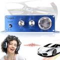 180 W + 180 W 2CH 12v Mini Stereo High Power amplifier_ft