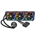 [From.USA]Thermaltake WATER 3.0 Triple Riing RGB High Static Pressure Fans 360 AIO Water Cooling System CPU Cooler CL-W108-PL12SW-A B0196LP24M - intl
