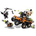 小頑童 LEGO 樂高式 得高 7130 07081 英雄 聯盟 貝恩的劇毒卡車
