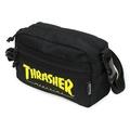 THRASHER THRSG400 2WAY MINI SHOULDER BAG 2用 腰包/側背包 (黃x黑)