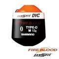 【SHIMANO阿波】Fireblood zero-pit DVC系列 TYPE-D 沉穩型 M規格 FL-11BP 橘