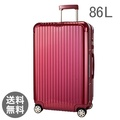 Rimowa RIMOWA [4 wheels] Salsa Deluxe Suitcase Multi Wheel Orient Red Orient Red 78L electronic tag [E-Tag]