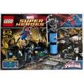 LEGO 6873 Spider-Man vs doc orc 蜘蛛人 八爪博士  鐵拳俠