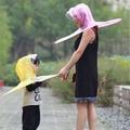 現貨在台灣@蓉媽@ 飛碟傘帽、UFO雨帽、兒童雨衣