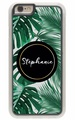 Iphone 6/6S Case - Tropical Palm Leaves