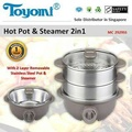 Toyomi Slow Cooker /Steamboat