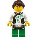 LEGO 70620 幻影忍者 忍者城 旗袍女 獨佔