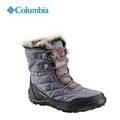 Columbia รองเท้าบูทกันหนาวผู้หญิง WINTER BOOTS รุ่น W MINX ™ SHORTY III สี GRAPHITE