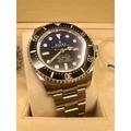 Rolex 126660 全新 最新款 漸層藍 水鬼王