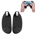 Mobile Gaming Gamepad Joystick Controller Trigger Fire Button For Mobile Phone