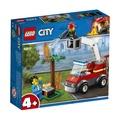 【周周GO】 樂高 LEGO  60212   City Fire   烤肉架火災