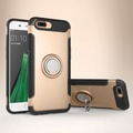 M Armor Car Holder Stand Magnetic Suction Bracket Finger Ring PC + TPU Cover for OPPO R11S Plus R11s PLUS Case - intl