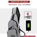 【現貨】2018正品 MeiJieLuo多功能 單肩包 胸包 後背包 充電包 休閒包 電腦包 騎行背包 韓版