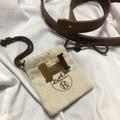Hermes 金扣 皮帶扣 付上自己訂製的皮帶 二手精品