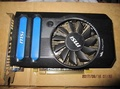 微星 AMD Radeon HD 7770 R7770-PMD1GD5 DDR5