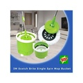 3M Scotch - Brite ® Single Spin Mop Bucket