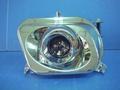 小亞車燈╠ 全新BENZ W210 E240 E280 E55鍍鉻魚眼霧燈