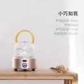 茶具用品 迷你家用電陶爐德國進口電茶爐玻璃壺煮茶爐小型電熱爐靜音煮茶爐快客杯 爆款 熱賣