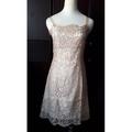 BERNIS 貝爾尼斯 設計師款 蕾絲性感小禮服 洋裝