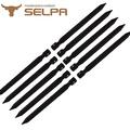 【韓國SELPA】18cm鋁合金露營釘/營釘/帳篷釘(10入組)(四色任選)