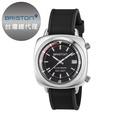 [BRISTON] DIVER AUTOMATIC 自動錶 黑色 運動矽膠錶帶 17642-S-D-1-RB