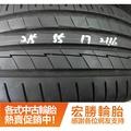 【宏勝輪胎】中古胎 落地胎 型號:215 55 17 橫濱YOKOHAMA AE50 9成 4條 含工9000元