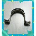 """3""""白鐵管夾,3""""ST管夾,不繡鋼管夾,水管夾,熱水管管夾,台灣製造。"""