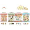 日貨 角落生物 食物 橡皮擦 擦布 糖果包 文具 學生 炸蝦 角落小夥伴 Sumikko San-x J00030596