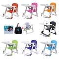 英國Apramo Flippa可攜式摺疊兒童餐椅 贈Cushion餐椅座墊+原廠提袋