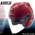 【Lubro Race TechII 素色款】電鍍鏡片│機車YAMAHA│類ARAI│安全帽│內襯全可拆