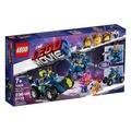 樂高 70826 LEGO MOVIE 系列 - Rex's Rex-treme Offroader!