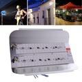一個防水防潮AC220V 100W LED碘鎢燈 白光
