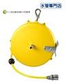【水管專門店】 二用自動收線PU空壓管(共5款)《泡泡生活》吊掛式/固定式