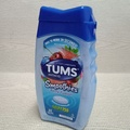 Tums Antacid Stmoothies Berry Fusion Extra Strength 750