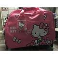 桂格養氣人蔘hello kitty 20吋行李箱