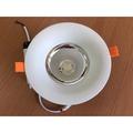 LED崁燈 30W 15cm COB封裝 挑高適用 LED 崁燈 嵌燈 15公分 30瓦 整組約螺旋23W*3亮 大瓦數
