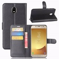For Samsung Galaxy J7 Pro PU Leather Wallet Flip Protector Cases Covers