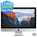 Apple iMac  21.5吋桌上型電腦 i5-2.8/8GB/1TB (MK442TA/A)