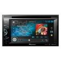【PIONEER】AVH-X1650DVD 6.1吋車用觸控螢幕主機CD/DVD/USB/iPod/iPhone支援安卓系統◆繁體中文