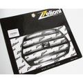 【嘉晟偉士】Zelioni 衝刺大燈罩 柵欄燈罩 Vespa Sprint 125.150 黑色(5101704)