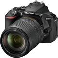 Nikon D5600 kit (AFS18-140mm VR) + Dry Cabinet + Tripod + Nikon Free Gifts (5 Items)