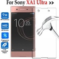 For Sony Xperia XA1 Ultra Tempered Glass Screen Protector on Sony Xperia Xa1Ultra Sony XA2 XA2 Ultra