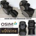 15fcea9cc23 Osim uDivine Luxury Full Whole Body Foot Leg Massage Chair Sofa with New  Upholstery Wellness Relaxat