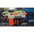 NERF 自由模組系列 ECS10 射擊槍 (槍本體+原廠彈夾+原廠子彈10顆) 二手 九成新