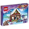 樂高 LEGO - 【LEGO樂高】Friends系列 41323 滑雪渡假村小屋
