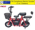 Fiido Scooter (3 Seats)