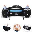 AONIJIE 大容量 水壺腰包 拉鏈腰包 防盜腰包 戶外運動腰包 彈力腰包 跑步腰包 手機隨身包