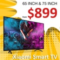 【Official Store】65 75 INCH XIAOMI SMART TV | Android TV | Local Warranty