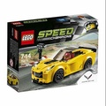 LEGO 樂高 75870 城市 賽車 法拉利 SPEED Z06 雪佛蘭克爾維特 全新未拆
