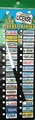 Shelburne Country Store I Spy License Plates Dry Erase Travel Game